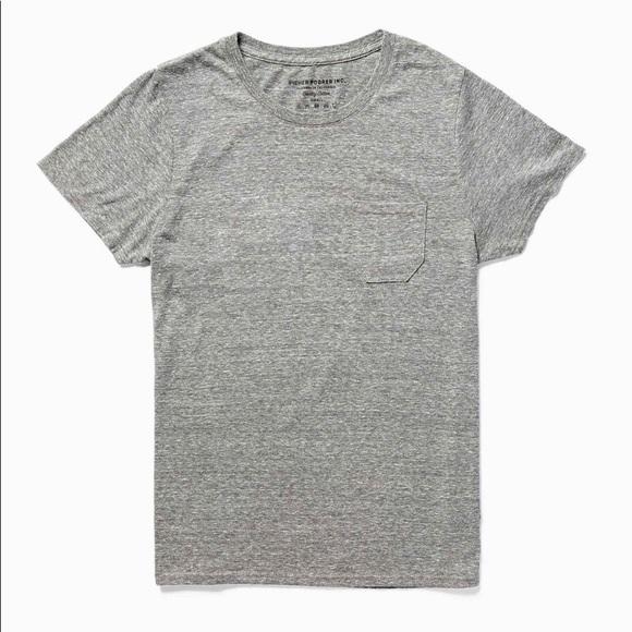 Richer Poorer Women's Crew pocket t shirt